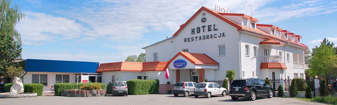 Hotel w Bydgoszczy